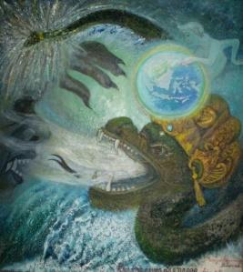 kumayan Sang Naga amemasuh memala